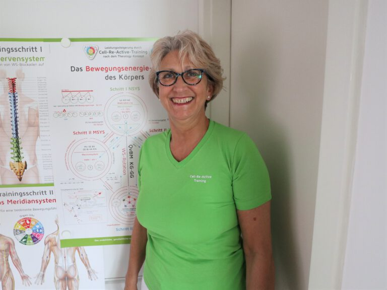 Anette Rubner - Cell-Re-Active-Trainerin